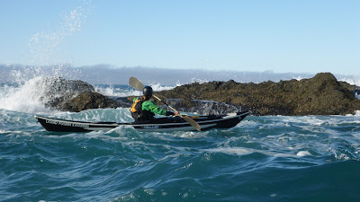 Mendocino Sea Kayaking
