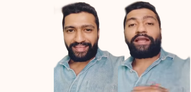 Vicky Kaushal beard style