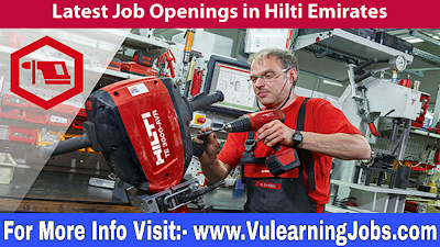 Hilti Careers & Jobs 2019 In Worldwide