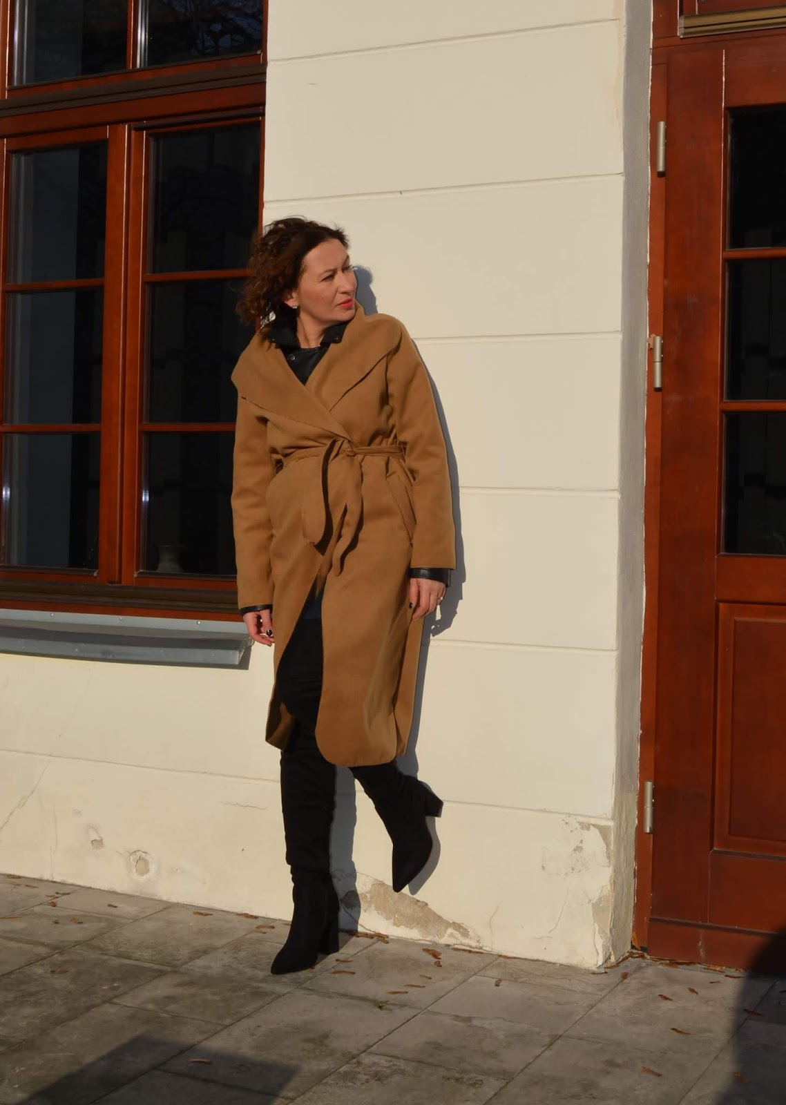 Must Have Camel Coat