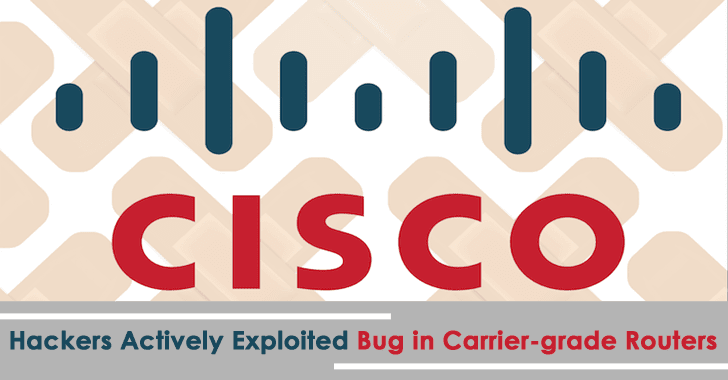 cisco bug