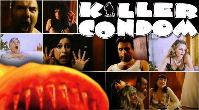 El condón asesino, 3