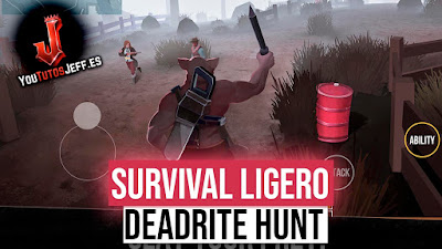 survival para android, Deadrite Hunt