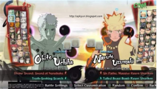 Download Naruto Senki Mod Storm 4 By Alwan