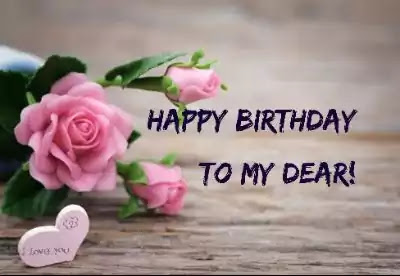 Cute Girly Happy Birthday Images