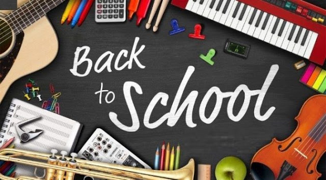 10 Back to School Songs to Get Your Pumped for the New Year