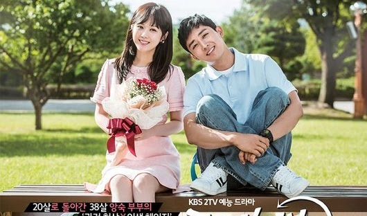 KDrama Review: Go Back Couple