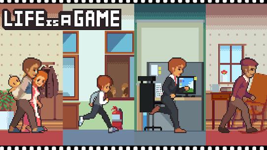 تحميل لعبة Life is a Game مهكرة للاندرويد
