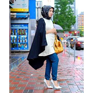 Baju Hijab Santai Dian Pelangi 2016