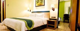 Beristirahat di Hotel Murah dan Bagus Green Batara Hotel Cihampelas Bandung