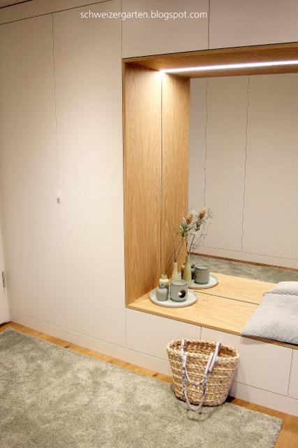 ein schweizer garten hurra hurra die neue garderobe ist da und wo der durchschnittseurop er. Black Bedroom Furniture Sets. Home Design Ideas