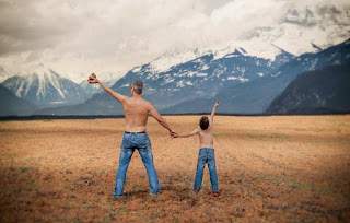 Good father, friendship, how to protect kids