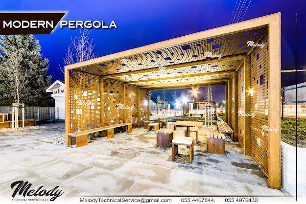 Most Modern Pergola design