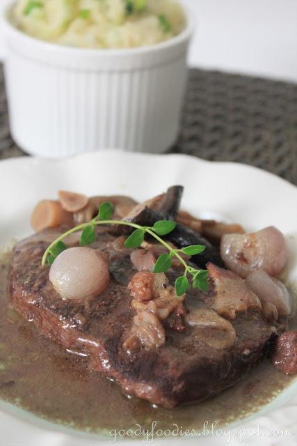 Boeuf Bourguignon Recipe From The Tasting Table Test Kitchen
