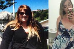 Turunkan 55 Kilogram Berat Badan, Wanita Ini Bagikan Rahasia