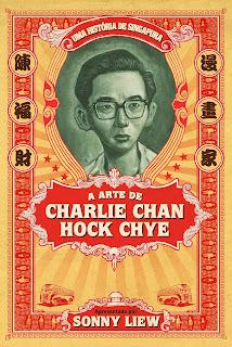 livro a arte de charlie chan Hock Chye