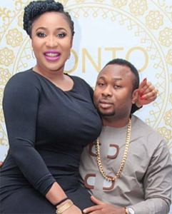 TONTO DIKE AND HUBBY