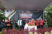Penamatan Siswa Angkatan 11 SMKN 1 Ratahan, Kepsek Ohy Minta Siswa Mampu Buktikan Bersaing