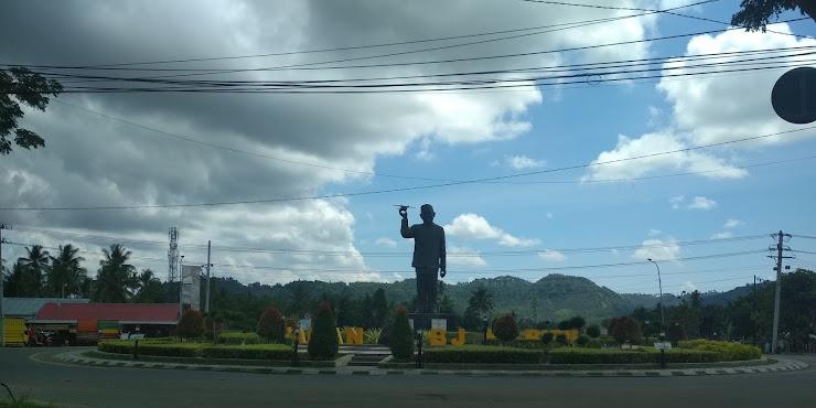 Historical Landmark di Gorontalo, Untuk Sang Pahlawan Dirgantara Indonesia