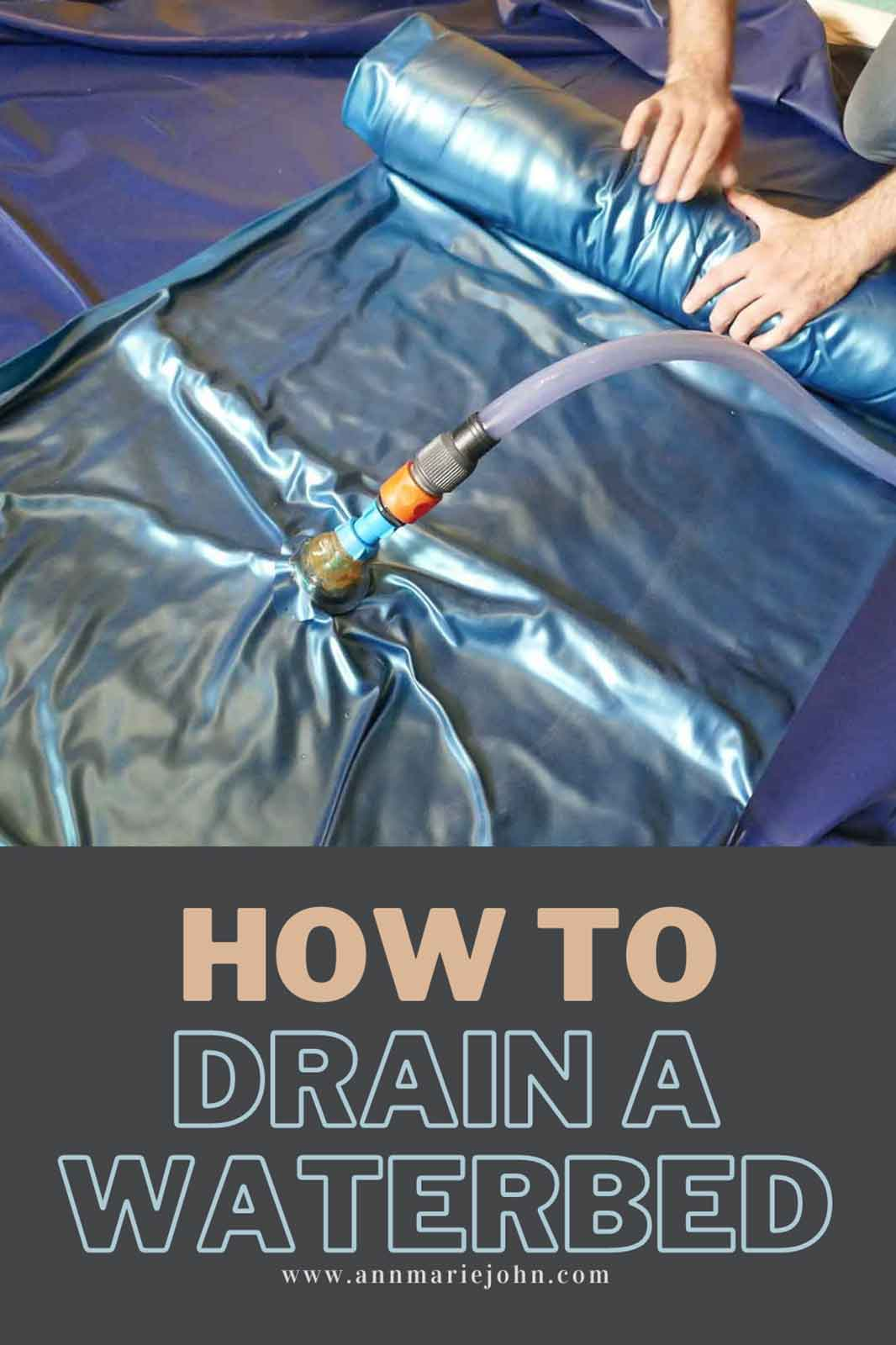 How to Drain a Waterbed – A Guide for Owners