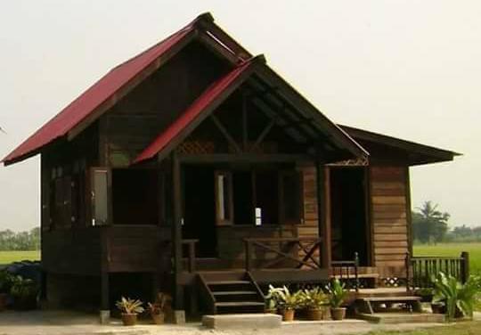 14 desain rumah kayu sederhana dengan nuansa pedesaan alami