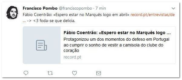 Gasolina para o Penta do Benfica