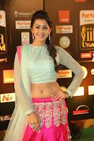 Nikki Galarani Sizzling at IIFA Utsavam HeyAndhra.com