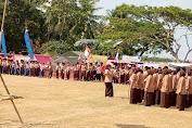 Tempuran - Cilamaya Wetan Gelar Jambore Ranting Pramuka