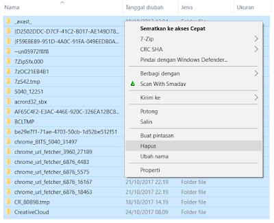 Cara Membersihkan File Sampah Di Windows Tanpa Aplikasi Pihak Ketiga 5
