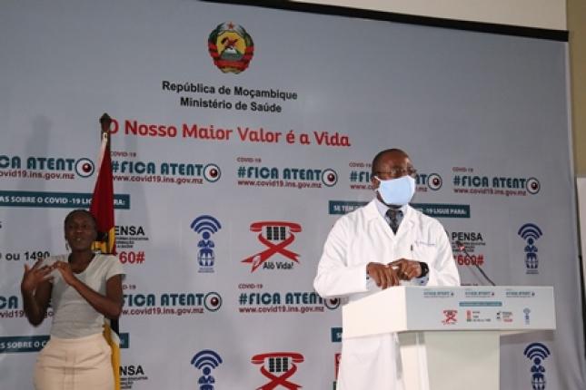 Covid-19: Governo não recomenda uso de túneis de desinfecção