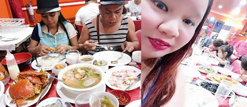 """Viral ngayon ang post ng isang netizen na may mga litrato ng pamilya ni Super Tekla habang nakain sa labas """"Akala ko ba ginugutom kayo?"""""""