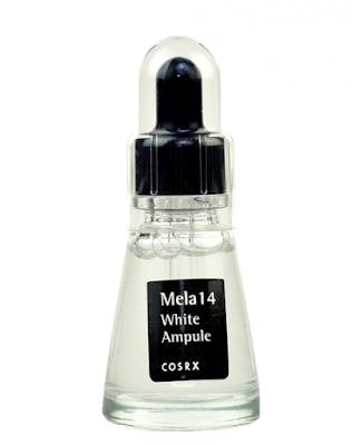 1. COSRX Mela 14 White Ampoule