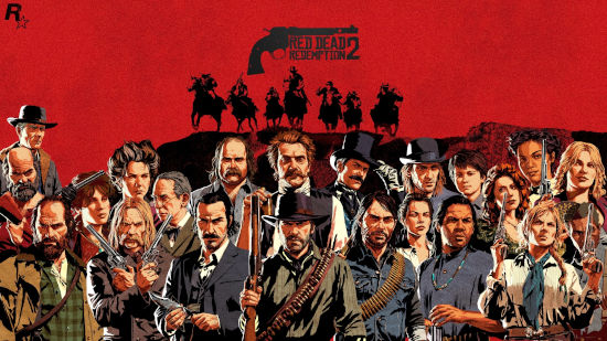 Red Dead Redemption 2 - Tous les Persos - Full HD 1080p