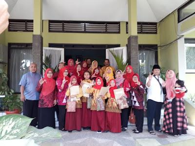 Keseruan Tim Kabupaten Semarang FL2N 2019