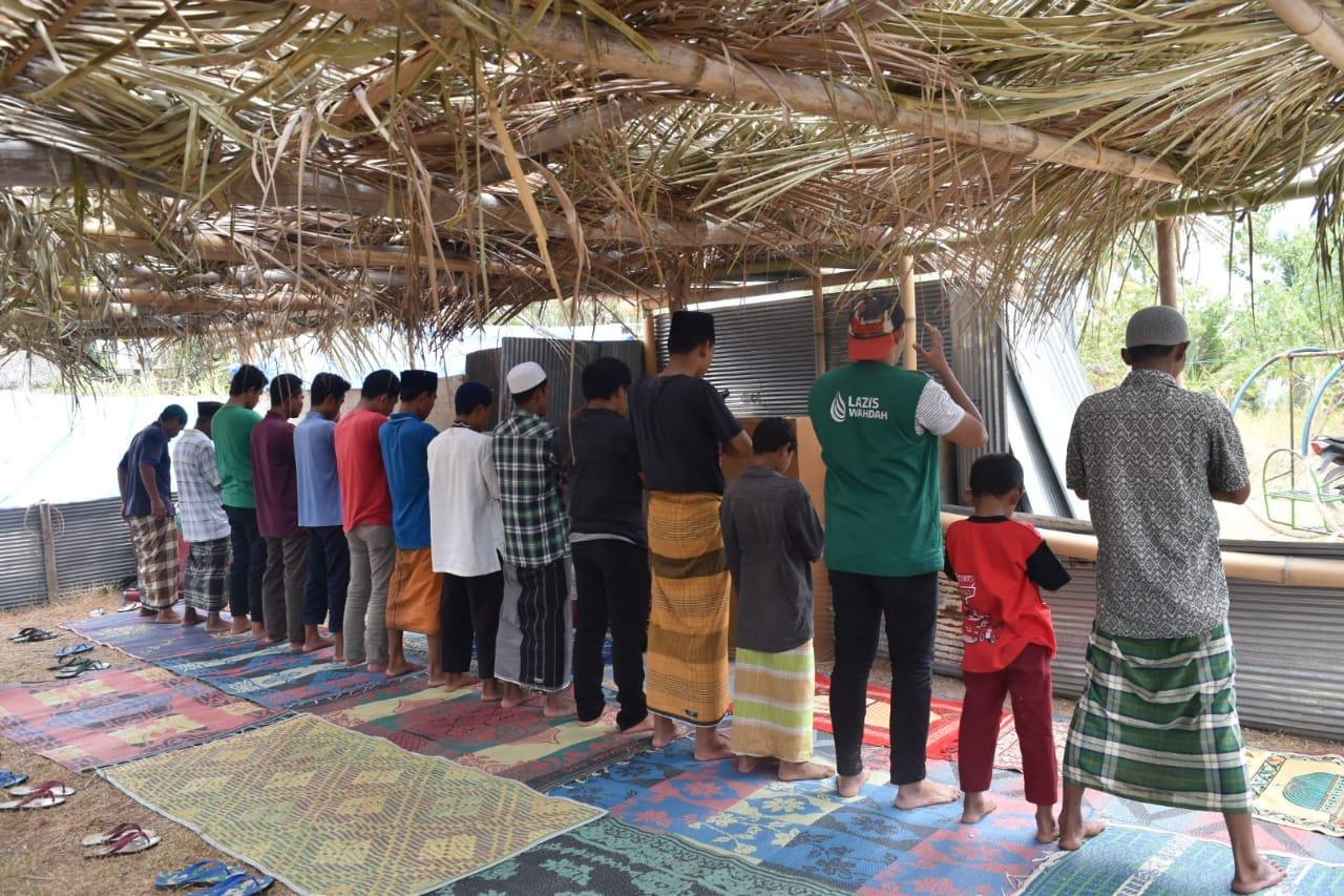 Kesaksian Memprihatinkan Korban Gempa Lombok