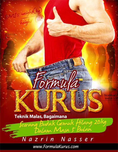 Ebook Malaysia - Formula Kurus