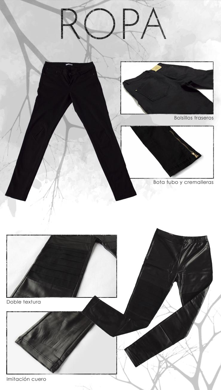 Haul de ropa negra, básicos del closet y guía de compras