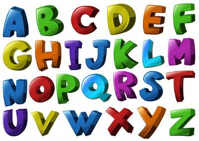 تعليم الاطفال الحروف الانجليزية