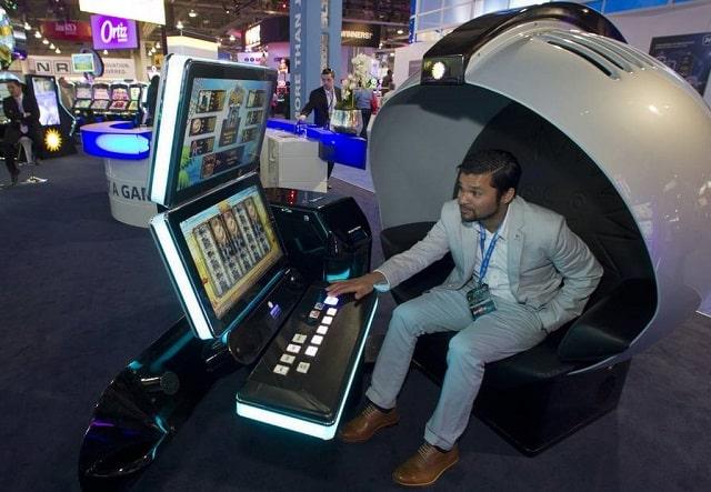 new casino technology changing online slots virtual gambling