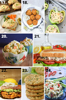 Frugal Canned Tuna Recipes | Frugal Canned Salmon Recipes