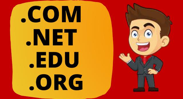 top level domain