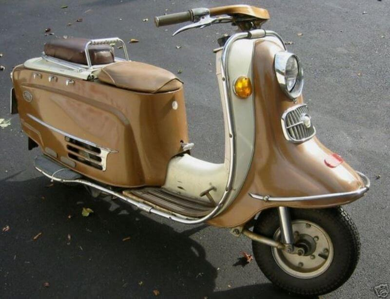 Fuji Rabbit scooter