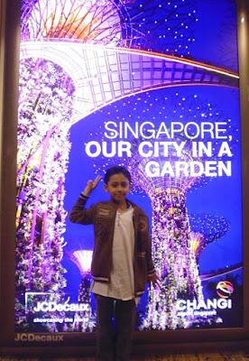 Keliling Singapura Gratis