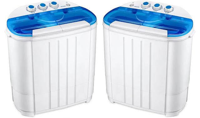 6- Garatic Portable Washing Machine