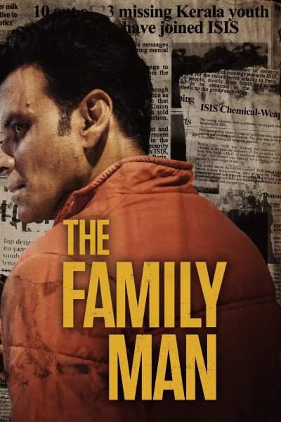 Download The Family Man S01 Hindi Prime Video WEB Series 480p | 720p | 1080p WEB-DL ESub
