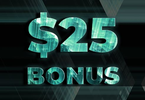 Forex start up bonus