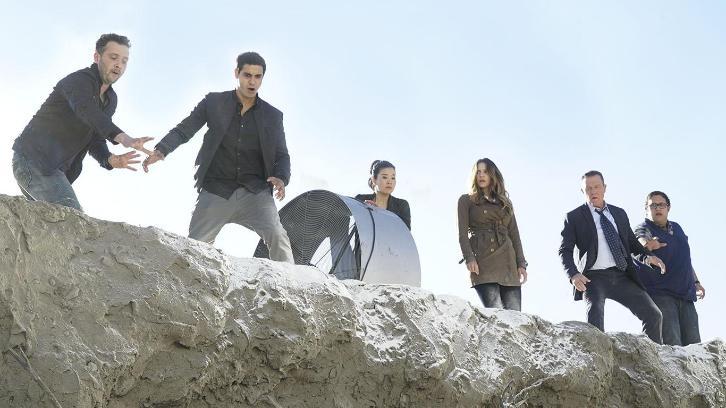 Scorpion - Episode 3.14 - The Hole Truth - Promo, Sneak Peeks, Promotional Photos & Press Release