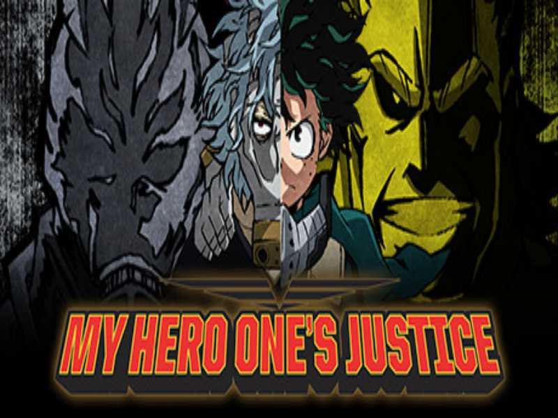 MY HERO ONE'S JUSTICE Game Free Download For PC Laptop Setup