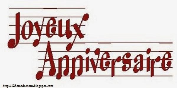 Célèbre sms anniversaire gratuit – Joyeux anniversaire   Amourissima  HY11