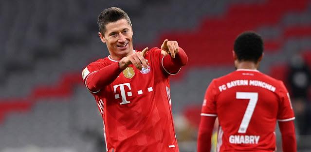 Bayern München vs Borussia Dortmund Highlights